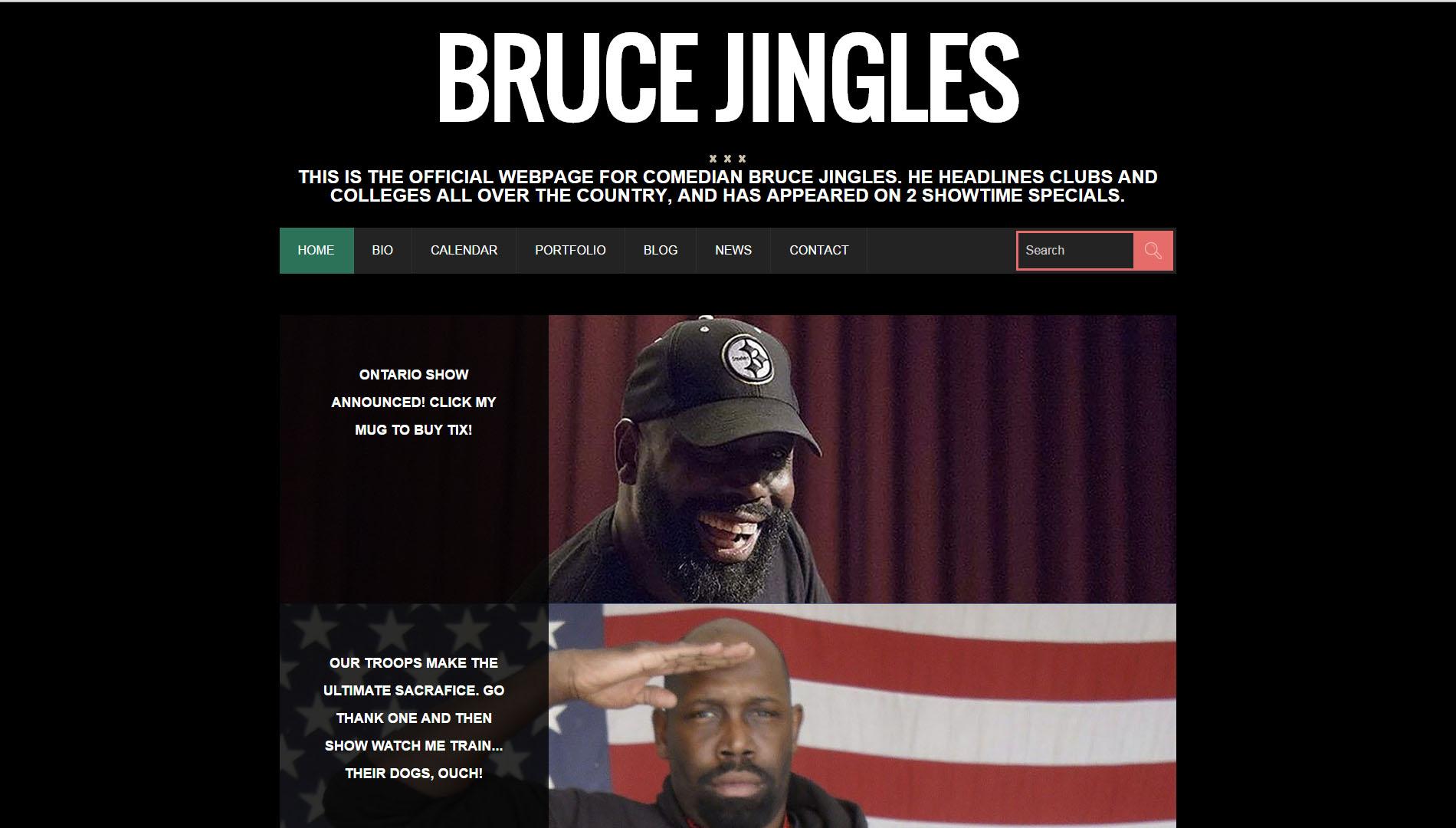 Bruce Jingles