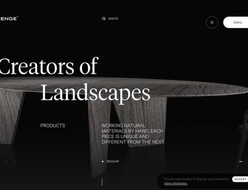 twenty two Amazing Award-Winning Website Designs