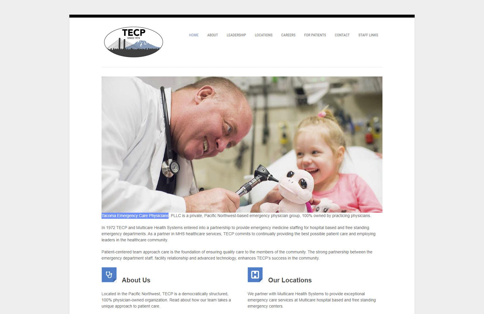 Tacoma Emergency Care Physicians